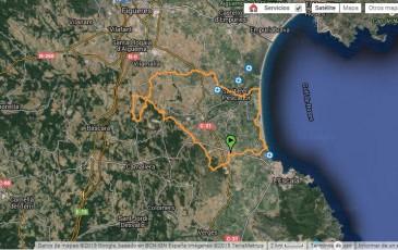 02 Ruta en Bicicleta por Viladamat,Ventalló, Sant Miquel de Fluvià, Palau de Santa Eulàlia, Arenys d'Empordà, Siurana, Vilamacolum...