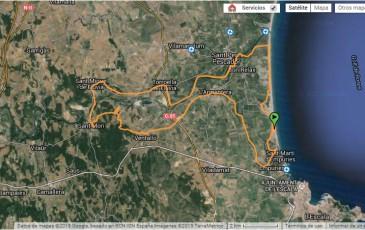 03 Ruta en bicicleta La ballena alegre-Ventalló-La ballena alegre