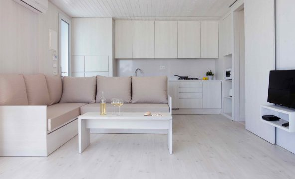 Sala de estar Cortal