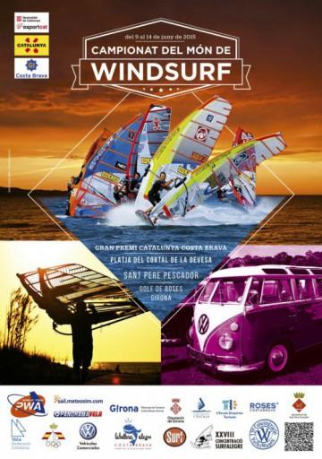 CAMPIONAT DEL MON DE WINDSURF 2015