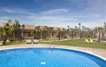 Fluvià bungalow