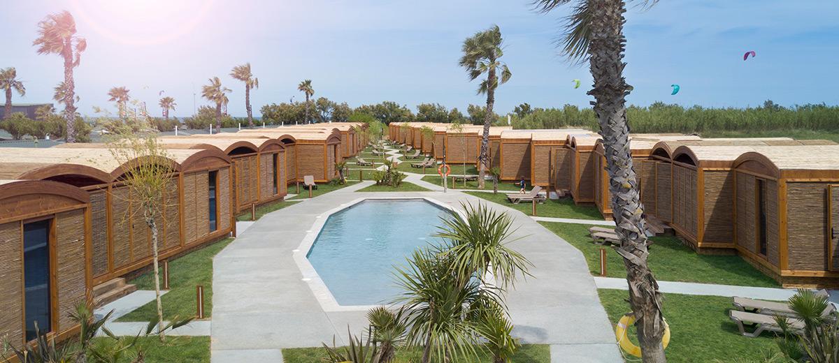 Area piscina Mare Nostrum