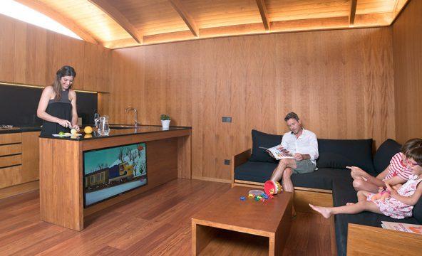 Cocina y sala de estar Mare Nostrum