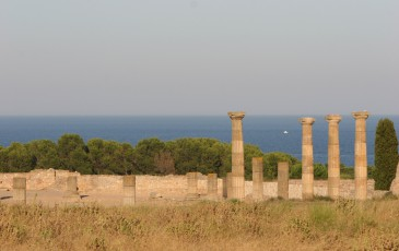 Ruinas St. Marti d'Empúries