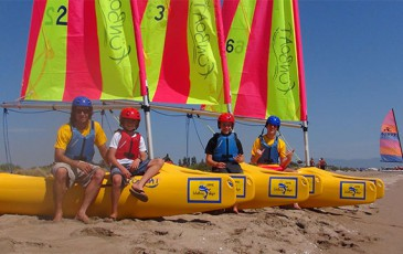 sailing center ballena alegre
