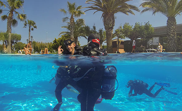 dive taucher duik