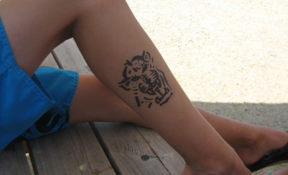 adolescentes tatto