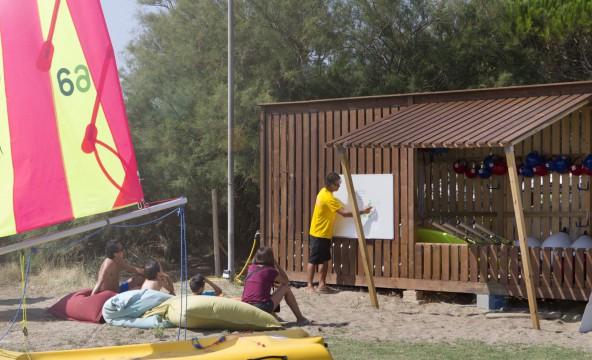 Escuela de Vela escola sailing