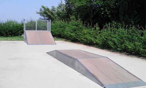 skate-ramp